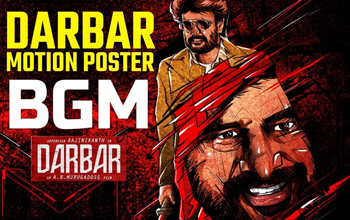 Darbar BGM Ringtone Download