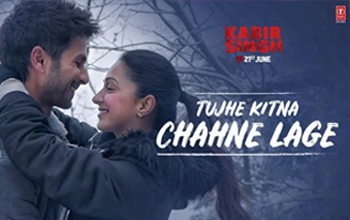 Tujhe Kitna Chahne Lage Hum Song