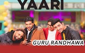 Yaari Guru Randhawa MP3 Song Download